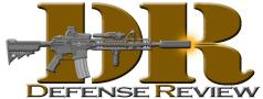 Defense Review logo